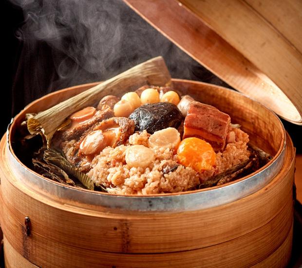 台北福華「粽」藝大集合  哪個最中你的意!?