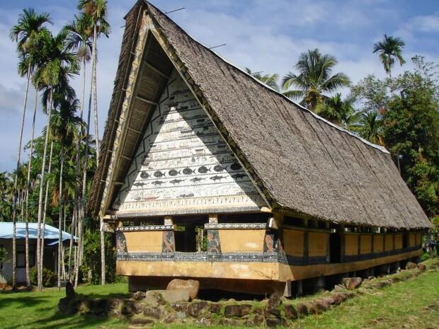 南島語系的女王之國─帛琉