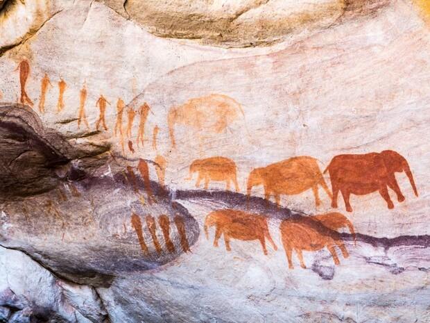 世界上現存最古老的民族之一:薩恩人