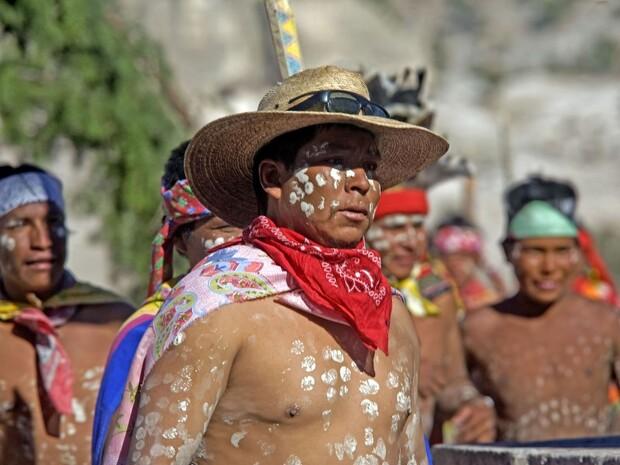 塔拉烏馬拉族峽谷飛毛腿