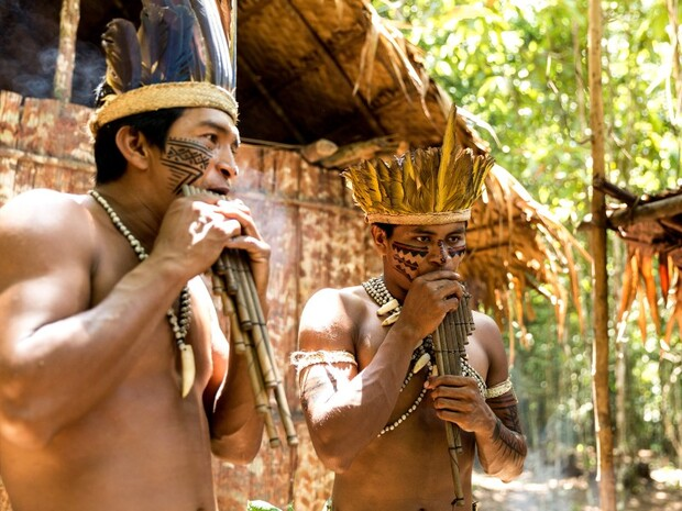 來自南美洲森林的魔法者