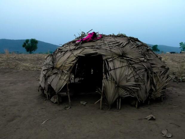 非洲的美麗游牧民族