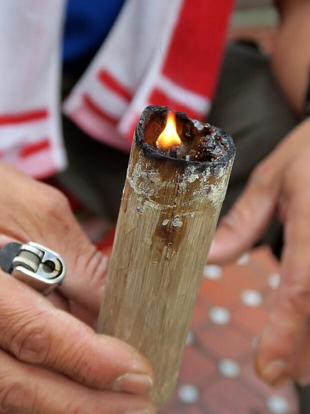 阿美族木石取火的智慧