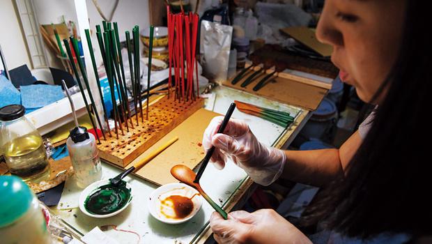 我與國寶有約》70年漆藝世家跨足文創、奧運,重新擦亮老工藝招牌