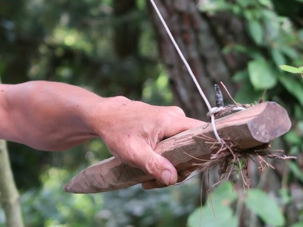 泰雅族的狩獵智慧