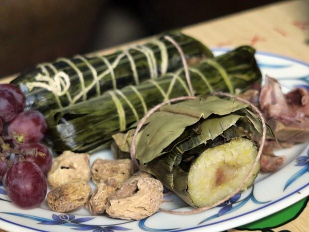 魯凱排灣餐桌上的香氣─芋頭