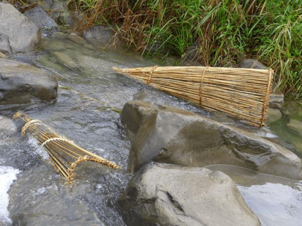 卡那卡那富族人的智慧漁具