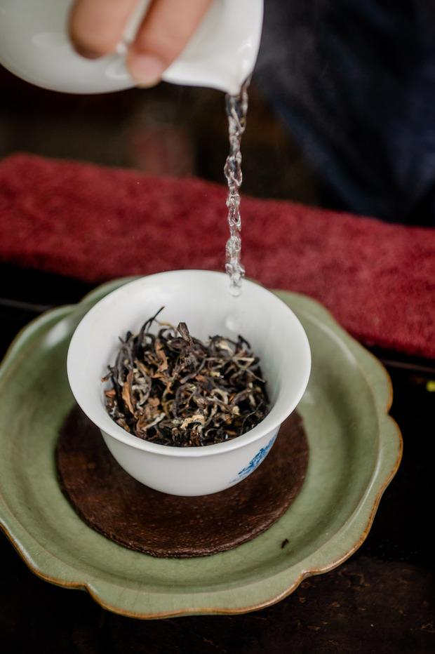 握捧品茶的祕密