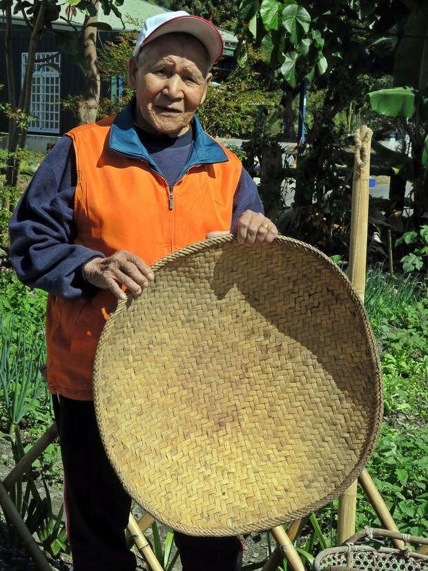 智慧傳承的竹編好器