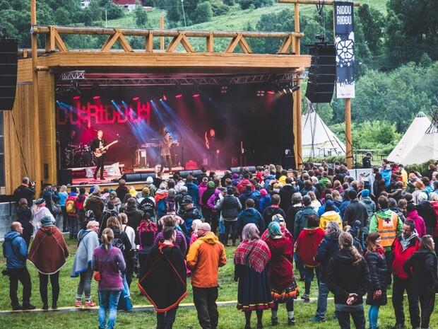 挪威原住民族文化節 音樂滿溢