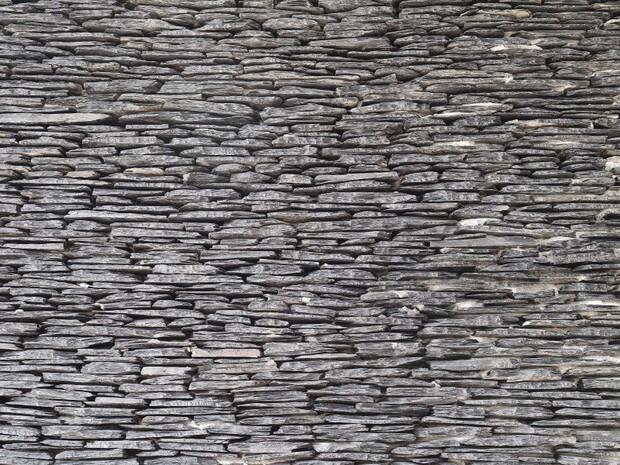 石板屋—會呼吸的謙卑建築