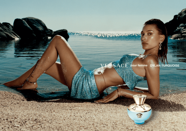 VERSACE凡賽斯狄倫淡藍女性淡香水