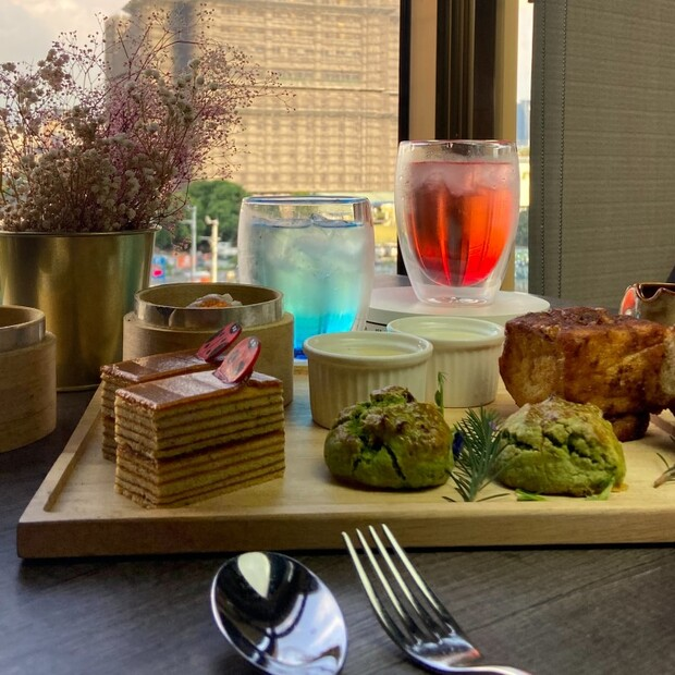 今日開搶!台中福華推出甜覓午茶活動  2人同行1人免費  加碼抽萬元住宿券