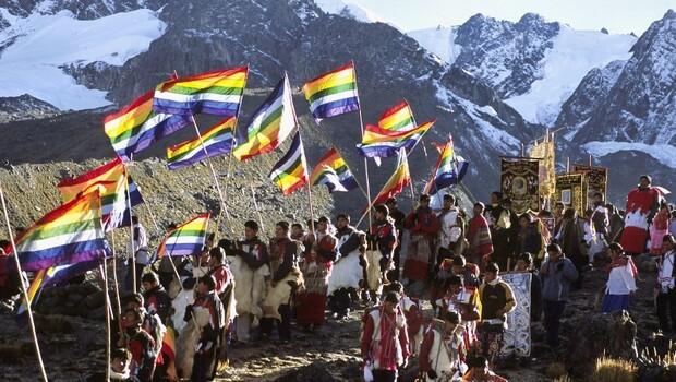 祕魯星雪祭 滿月高山下相逢